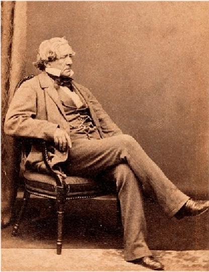 WC Wentworth, portrait